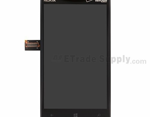 LCD Screen And Digitizer Assenmbly Of Nokia Lumia 928