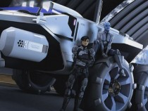 Mass Effect: Andromeda | The Nomad!!!