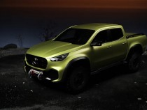 Mercedes-Benz News And Updates: X-Class Pickup Is Not Yet Coming To US Market