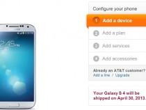 AT&T Samsung Galaxy S4
