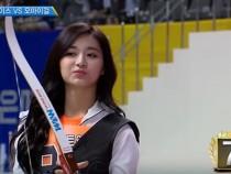 TWICE TZUYU is an Archery goddess