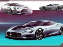 Maserati GranCorsa Concept