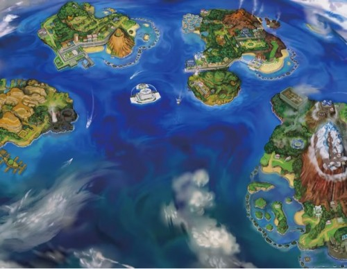 Pokemon Sun And Moon Guide: Comprehensive Species Location Guide For Every Pokemon In The Alola Region – Part 1