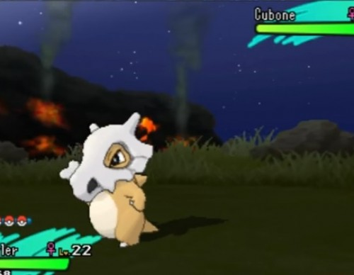 Where to catch Cubone in Pokemon Sun and Moon
