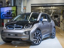 The New BMW I3 Will Get A New Design For 2017