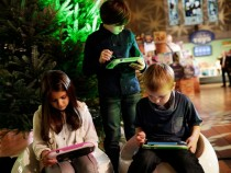 The 'Digital Heroin'  Too Much Screen Time On Phones & Tablets For Kids