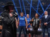 The Undertaker returns with a haunting Survivor Series warning: SmackDown LIVE
