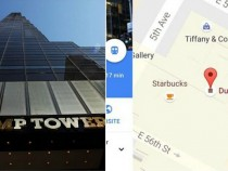 Trump Tower Renamed As Dump Tower On Google Maps