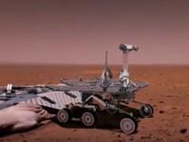 Evidence For Life On Mars Already Found Long Back?