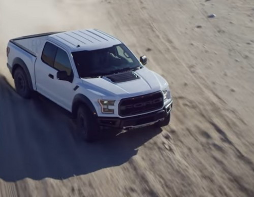 Ford Latest News: F-150 Raptor Bares Its Fangs