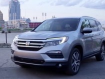 Honda Latest News and Updates: 2017 Pilot Gets More Than A Few Improvements