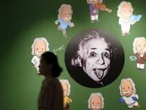 100th Anniversary Of Einstein's Theory of Relativity