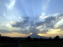 Mexico's Popocatepetl Volcano Erupts, Nearby City Covered With Ashes