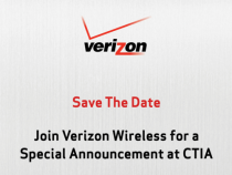Verizon May 22 Event Invitation
