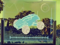 No Man's Sky Imported Buggy Model
