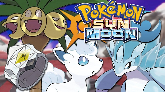 Pokemon Sun and Moon Mega Evolution