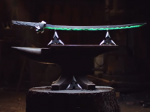 Genji's Sword - Overwatch - MAN AT ARMS: REFORGED