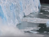 West Antarctic Shelf Breaking Up, And What Its Implication Means