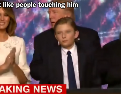 Melania Trump Threatens Lawsuit For Posting Autism Video Of Son? Video Now Deleted