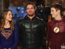 The CW DC Series Crossover Has Fans Hyped; Supergirl, The Flash, And Green Arrow Team Up