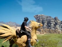 Final Fantasy XV Guide: How To Ride A Chocobo