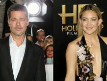 Are Brad Pitt & Kate Hudson Hooking Up?!   E! News