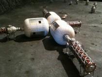 Bigelow Aerospace Moon Station
