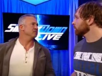 Dean Ambrose And Shane McMahon, things are heating up!