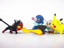 'Pokemon Sun And Moon' News: Starter Pokemon Featured In Series Of Short Animation