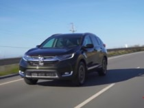 2017 Honda CR-V Takes First Drive, Best Seller Title Well-Deserved