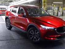 Mazda News And Update: Production Of 2017 CX-5 Commences