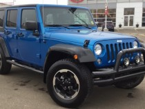 Jeep Gives Wrangler Special Editions Bidding Farewell With A Bang