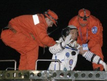 Are Aliens Threatening Humans? Mysterious Knocking On Space Capsule Experienced By China's First Astronaut