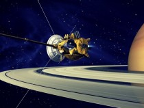NASA's Cassini Spacecraft, Prepares for Saturn Mission Ring-Grazing Orbits