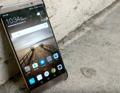 What's With The Major Software Update Of The Huawei Mate 9?