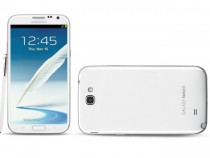 Galaxy Note 2 Marble White