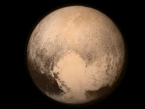 Modeling Shows How Pluto's Heart Is Formed