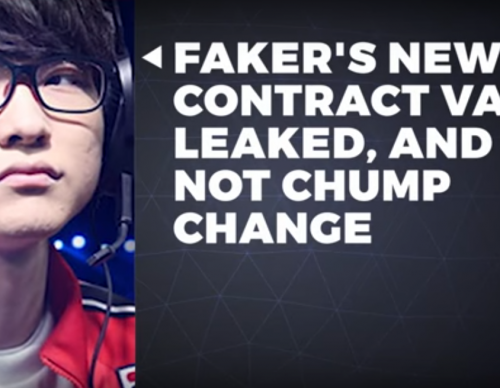 Faker Gets RIDICULOUS Contract Offer From SKT - PVP Live