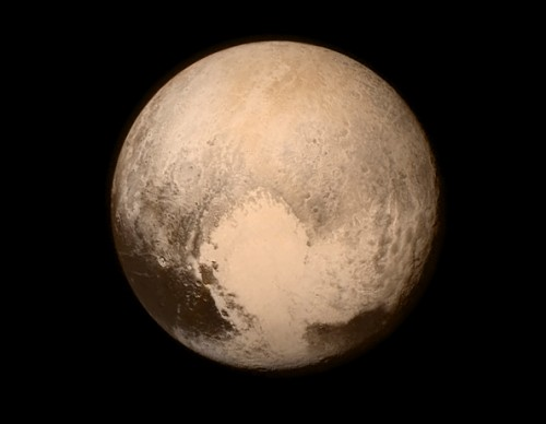 How Did Pluto's Icy Heart Got Broken? Is The Ice Build-Up To Be Blamed For This?