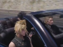 Final Fantasy XV Cruising PS4