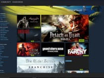 Steam Black Friday Sales on par with Consoles