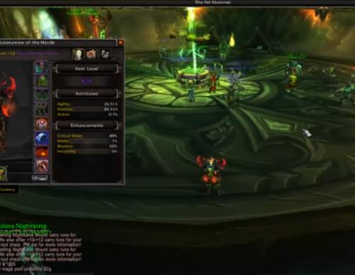 Did Blizzard heavily ninja nerf all secondary stats on 7.1.5 PTR