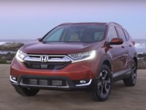 Honda Latest News And Update: 2017 CR-V Upgrades Make The Price Bumps Worth It
