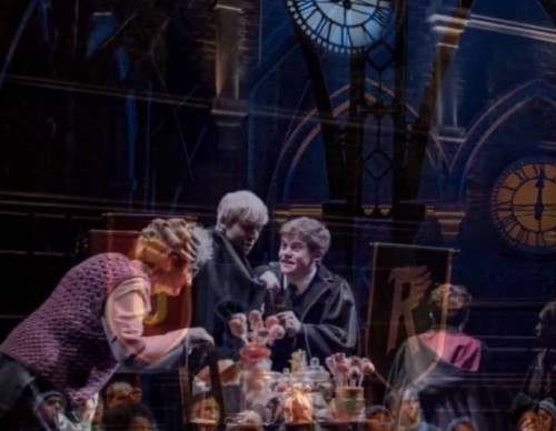 J. K. Rowling's award-winning play,