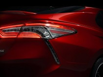 2018 Toyota Camry Teases Before Detroit Auto Show Debut