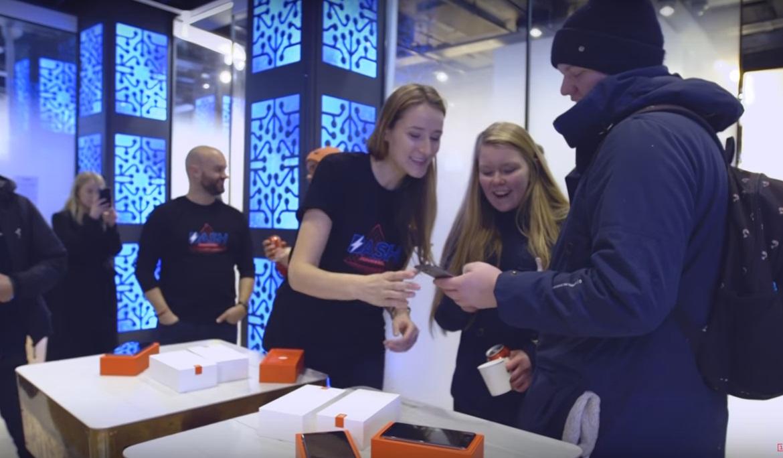 OnePlus 3T - Helsinki Pop-up