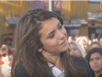 Nina Dobrev Says There's Nothing 'Awkward' with Ex-BF Ian Somerhalder