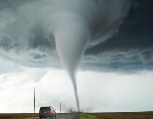 Unexplainable Tornado Outbreak Are On The Rise