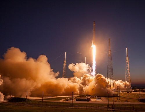 SpaceX Set To Blast Off On December 16 As It's Falcon 9 Rocket Previously Exploded