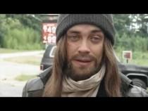 The Walking Dead: Daryl and Rick meet Jesus aka Paul Monroe